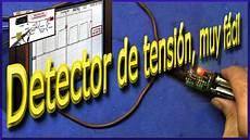 Detector De Tensi 243 N Por Inducci 243 N Muy F 225 Cil J Rpm