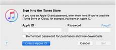 create an itunes store app store or ibooks store account
