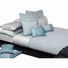 drap housse satin de coton drap housse en coton bleu gris blue mood par home concept