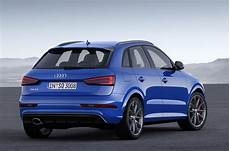 audi q3 rs audi rs q3 performance more power for crossover autocar