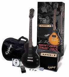 epiphone les paul pack epiphone les paul special ii player pack keymusic