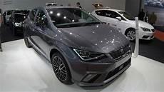 seat ibiza style 2017 seat ibiza style new model 2017 rock grey colour walkaround and interior