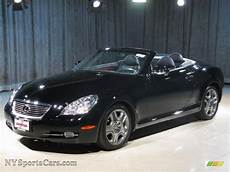 electric power steering 2008 lexus sc navigation system 2008 lexus sc 430 convertible in obsidian black 018233 nysportscars com cars for sale in