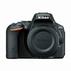 nikon bodies nikon d5500 dslr only black 1544