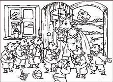 Malvorlagen Und Der Wolf Maerchen Rumpelstilzchen 10 Der Wolf Und Die 7