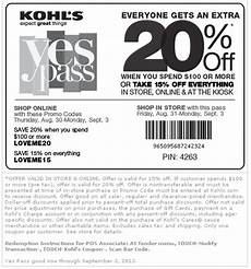 Office Depot Coupons October 2015 by Kohl S Coupons Through January 3 Free Printable Coupons