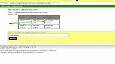 timetosignup com how to create a sign up sheet youtube