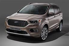 New Ford Kuga Vignale Revealed In Production Form Auto