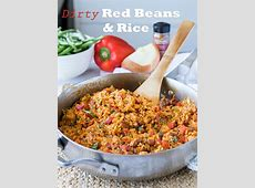 dirty rice and beans_image
