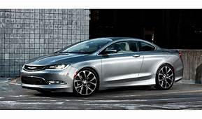 2019 Chrysler 200 Review Price Interior And Horsepower