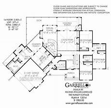 garrell house plans nunley cottage house plan 12014 garrell associates inc