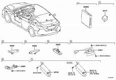 tire pressure monitoring 2000 toyota camry engine control toyota camry receiver assembly door control tire pressure monitoring system 897a033011