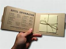 booklet wedding invitations ryan masugas wedding