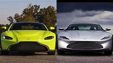 Aston Martin Bond 2020 - bond s aston martin db10 was based the 2019 vantage