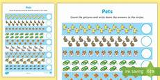 counting numbers 11 to 20 worksheets 8042 pets counting 11 20 worksheet made