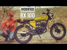 Rx 100 Modif by New Yamaha Rx 100 Modified