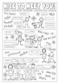 translation exercises for beginners 19148 15 best images of introductions worksheet greetings worksheet high school