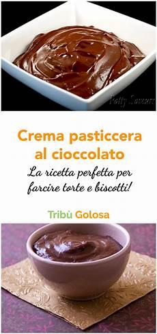 crema rossa per torte la ricetta della crema pasticcera al cioccolato ottima per farcire torte e biscotti