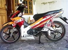 Modifikasi Absolute Revo 110cc by Modifikasi Absolute Revo 110cc