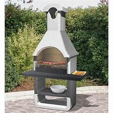 peinture sur béton extérieur cuisine barbecue fixe barbecue b 195 169 ton barbecue en