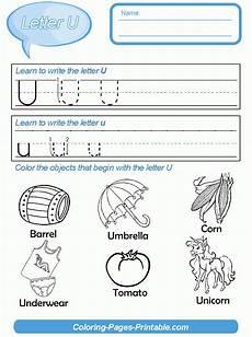 letter u worksheets free printable 23329 letter u printable worksheets ezzy
