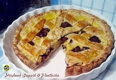 crostata crema pasticcera e nutella crostata alla nutella e crema pasticcera ricetta molto facile per i pi 249 golosi galletas