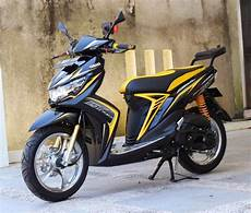 Modifikasi Motor Mio Soul Gt by Modifikasi Yamaha Mio Soul Gt 2014