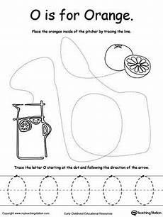 pre k letter o worksheets 24402 the letter o is for orange lettering letter o activities preschool letters