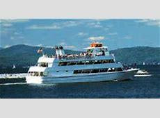 Tour Lake Champlain on the Spirit of Ethan Allen II