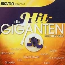 hits der 80er die hit giganten hits der 70er cd buecher de