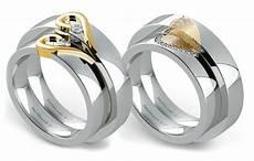 unique wedding rings featuring round cut diamonds