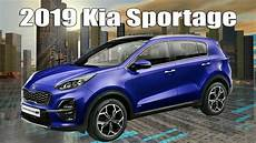 new 2019 kia sportage facelift unveiled official