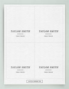 Place Cards Template Blank Free Printable Blank Place Card Template Brokeasshome