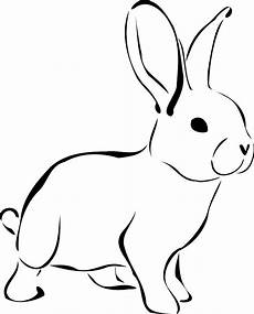 malvorlage hase silhouette coloring and malvorlagan