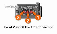 part 1 how to test throttle position sensor 1988 1995 ford 4 9l