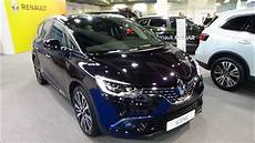 renault scenic 2019 2019 renault grand scenic initiale tce 160