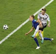 Malvorlagen Fifa Fussball Wm 2018 Fu 223 Wm 2018 Deutschland Schweden 1 1 Durch Reus