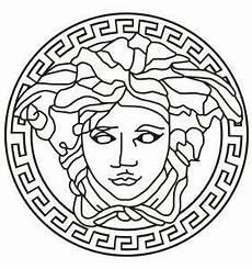 Malvorlagen Vatertag Versace Versace Medusa Logo Versace Medusa T 228 Towierung