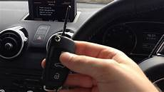 2014 Audi A1 Ignition Problem