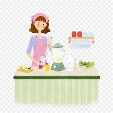 Gambar Ilustrasi Ibu Rumah Tangga Hilustrasi