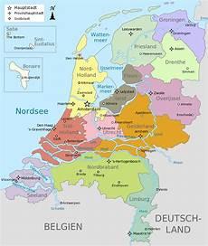 Westlicher Teil Dänemarks - provinz niederlande