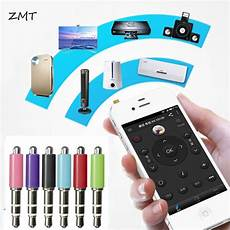 universal infrared ir wireless remote control multi function dust plug mobile phone for