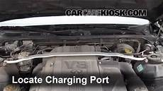automobile air conditioning repair 2003 infiniti q electronic toll collection how to add refrigerant to a 1997 2001 infiniti q45 1998 infiniti q45 4 1l v8