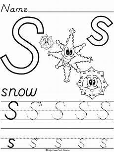 letter s worksheet for kindergarten 23528 13 best images of snow worksheets for kindergarten letter s worksheets for preschool winter