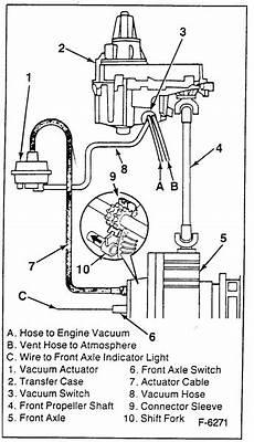 S10 1984 Tahoe Blazer Vacuum Diagram The Vac Hose