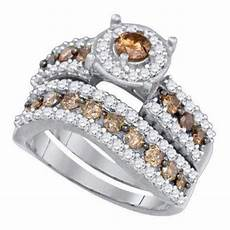 brown diamond engagement ring pictures slideshow