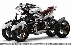Roadster Essai Yamaha Niken Essayer La Moto Trois