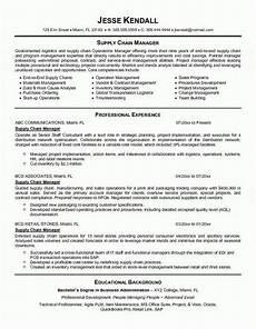 logistics manager resume template 28 images resume sle