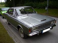 1968 Ford Taunus 20 Hardtop Related Infomation