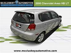 Mccluskey Chevrolet Colerain by Used 2006 Chevrolet Aveo Hb Lt Cincinnati Ohio Used Cars